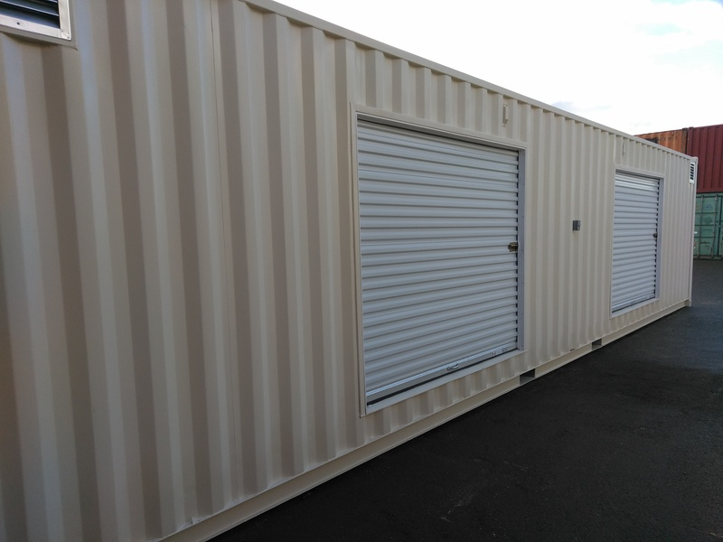 Shipping Container Roll Up Door 6