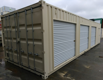 12' wide Shipping Container