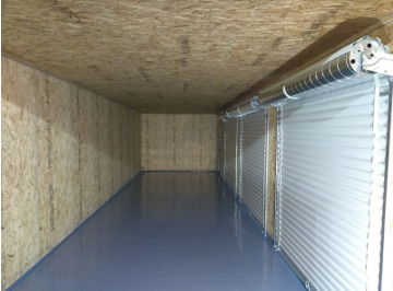 Twelve foot Shipping Container