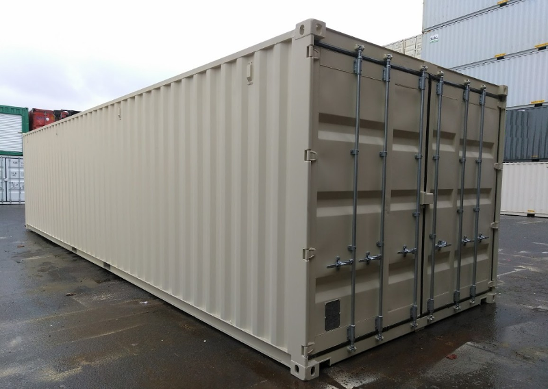 12 Foot Wide Shipping Container