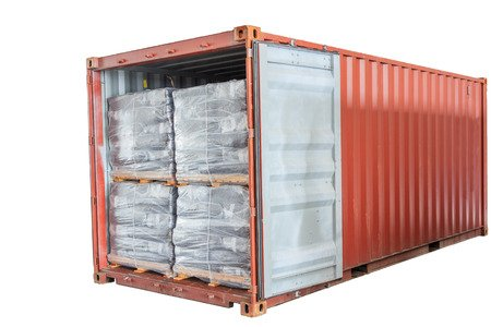2 Pallet Wide Shipping Container