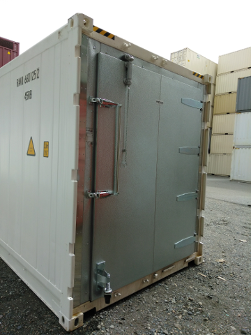 single door reefer container