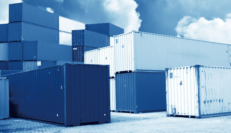 High Cube Shipping Container