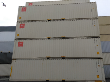 cargo high cube shipping container