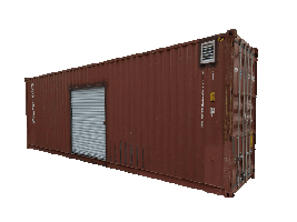 shipping container roll up doors