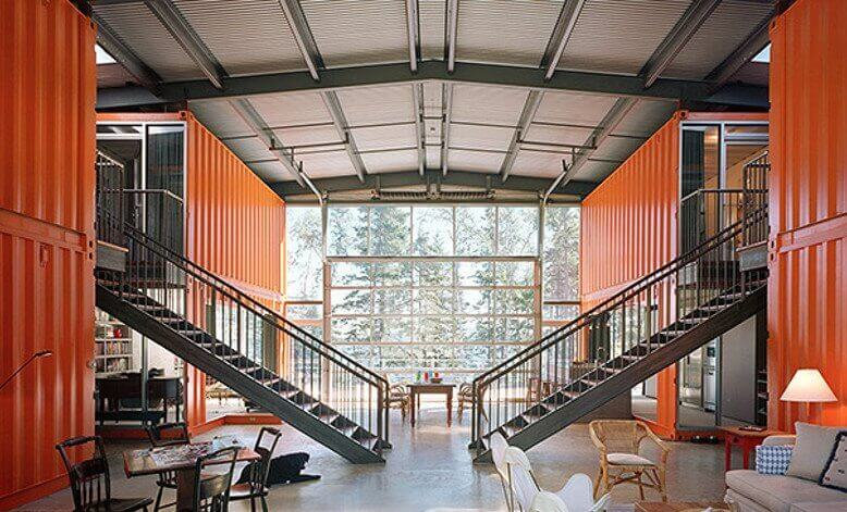 40 Shipping Container >> Tacoma Shipping Container Homes | Cargo Container Homes