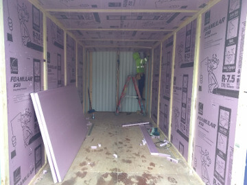Shipping Container Insulation Cheap And Fast