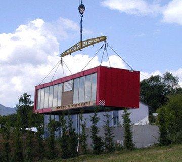 Escape Mobile Container