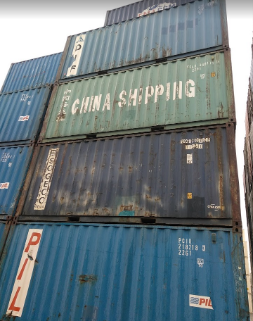 cargo worthy container