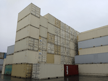 Shipping container inventory